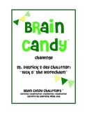 Brain Candy St. Patrick's Day Challenge