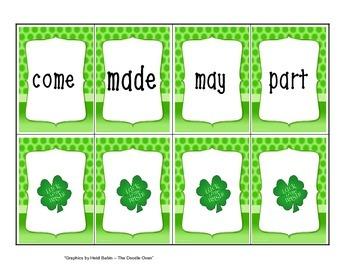 Luck O the Irish Card Games