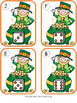 St. Patrick's Day Counting 1-10 {Subitizing with Dice}
