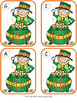 St. Patrick's Day Counting 1-10 {Subitizing with Tally Marks}