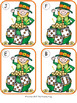Luck 'O the Irish Counting 11-20 {Subitizing with Dice}