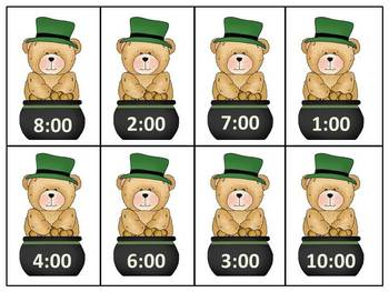 Luck O' the Irish:  Math and Literacy Activities