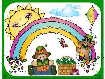 St. Patrick's Day Measurement: Linear, Perimeter & Area