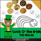 Luck o' the Irish Awesome Articulation Worksheets 720 Words