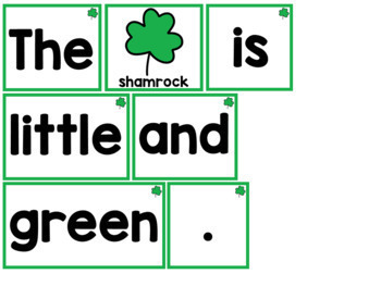 Luck of the Centers! Literacy and Math Centers BUNDLE
