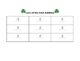 Luck of the Irish Addition