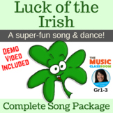 "Original St. Patrick's Day Song & Dance | ""Luck of the Iri"