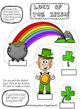 Luck of the Irish Craft Pack