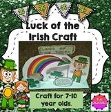 St Patricks Day Triorama - The Luck of the Irish
