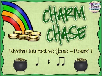 Charm Chase - Round 1 (Ta/Rest and Ti-Ti)