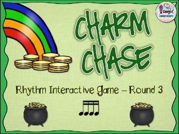 Charm Chase - Round 3 (Tika-Tika)