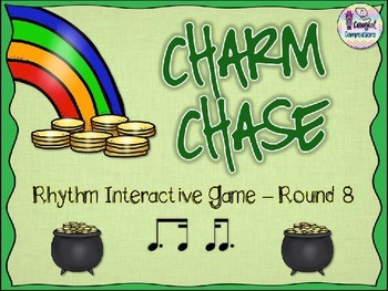 Charm Chase - Round 8 (Tim-Ka and Ka-Tim)