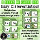 St. Patrick's Day Multiplication Games