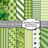 Luck of the Irish St Patricks Day Paper 1041