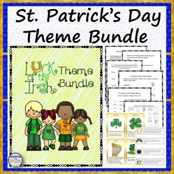 Luck of the Irish Theme Bundle