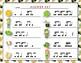 Luck of the Irish, Write-the-Room Rhythm Game - Practice Tika-ti