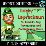 St. Patrick's Day Game on PowerPoint