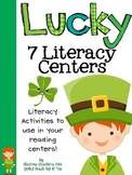 Lucky 7 Literacy Centers {Second Grade Cup of Tea}
