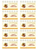 Lucky 7 Punch Card Incentive