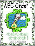 Lucky ABC Order