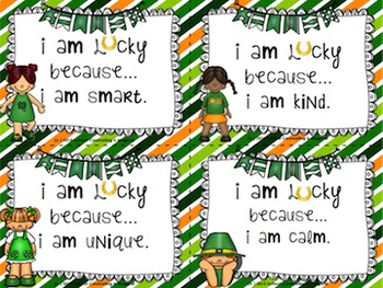Lucky Affirmations