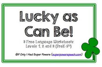 Lucky As Can Be (FREE)