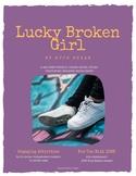 Lucky Broken Girl - A No-Prep Novel Study (Distance Learning)