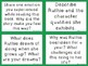 Lucky Broken Girl Discussion Question Cards
