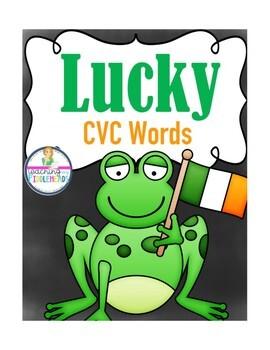 Lucky CVC Phonics Activity