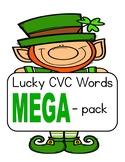 Lucky CVC Words Mega Pack