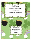 Lucky Charm Graphing Activity-St. Patricks Day