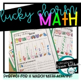 Lucky Charm March Math Activity