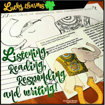 Lucky Charms Around the World {with non-fiction text}