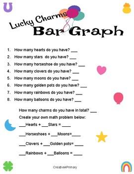 Lucky Charms Bar Graph + Bonus Questions