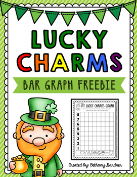 Lucky Charms Graphing Freebie