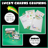 Lucky Charms Graphing - St. Patrick's Day Activity (Printable)