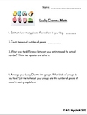 Lucky Charms Math Skills
