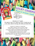 Lucky Charms Poem - Back to School