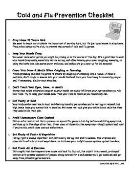 Elementary Back-to-School Parent Handouts (Help At Home)