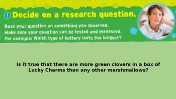 Lucky Charms - STEM