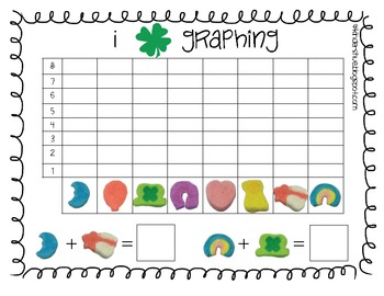 Lucky Charms Sort & Graph