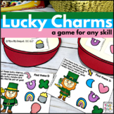 Lucky Charms St. Patrick's Day Game {an open ended game fo
