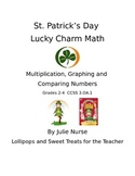 Lucky Charms St. Patrick's Day Math Activity