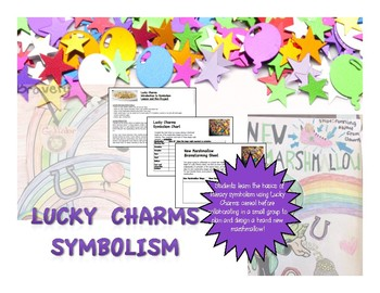Lucky Charms Symbolism Activity