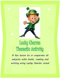 Lucky Charms Thematic Activity