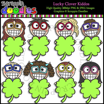 Lucky Clover Kiddos