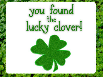 Lucky Clover ~ Level One