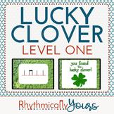 Lucky Clover ~ Level One