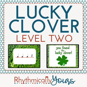 Lucky Clover ~ Level Two