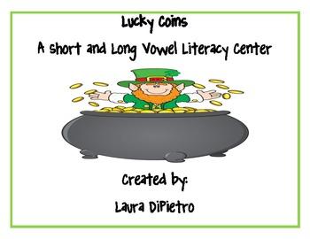 'Lucky Coins' Literacy Center